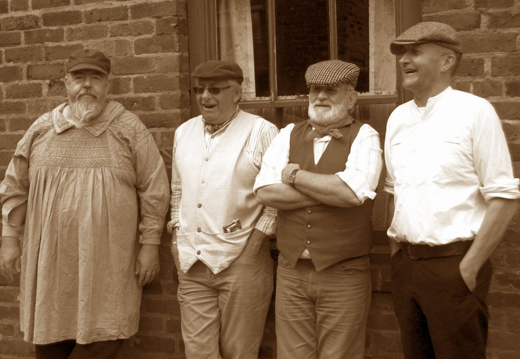 The Laners at the Black Country Museum